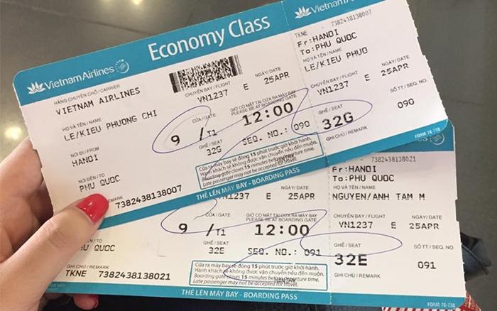 Quy định hoàn đổi vé Vietnam Airlines