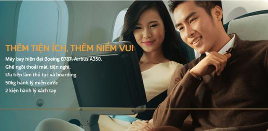 Thêm nhiều tiện ích đặc biệt cho hành trình bay Việt Nam - Nhật Bản