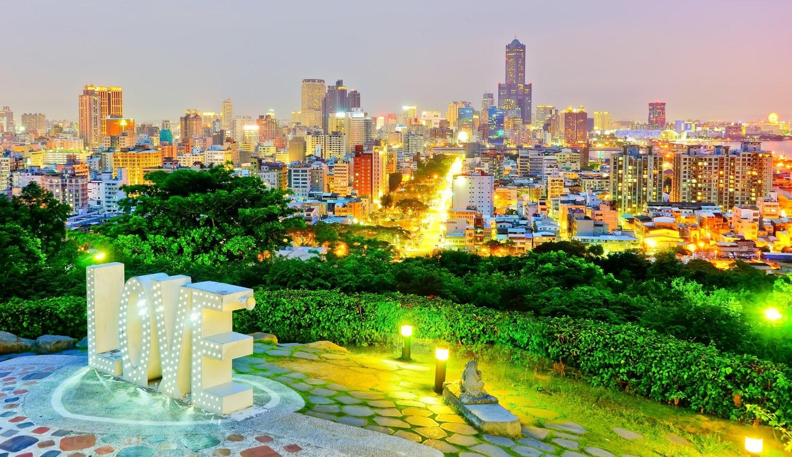 Du lịch Cao Hùng Đài Loan