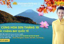 Khuyến mãi lớn 5 ngày vàng từ Vietnam Airlines