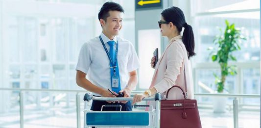 Tiêu chuẩn về hành lý trên đường bay quốc tế của Vietnam Airlines
