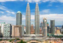 Tòa tháp đôi Malaysia