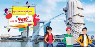 Khuyến mãi mùa lễ hội cuối năm chỉ từ 9 USD từ Vietnam Airlines