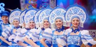 Khám phá văn hóa Nga qua các điệu nhảy truyền thống