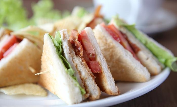 Sandwich bò