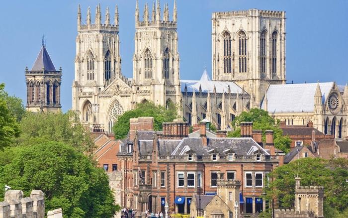 Thành phố cổ kính York