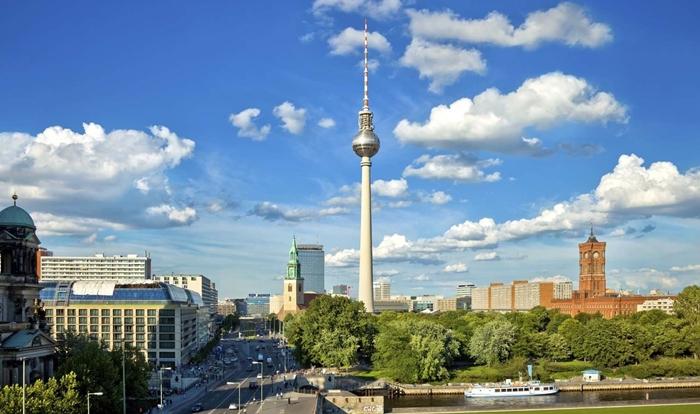 Tháp truyền hình Berlin