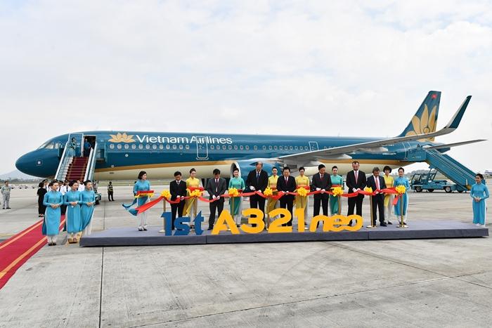 Giới thiệu về dòng máy bay A321 Neo của Vietnam Airlines