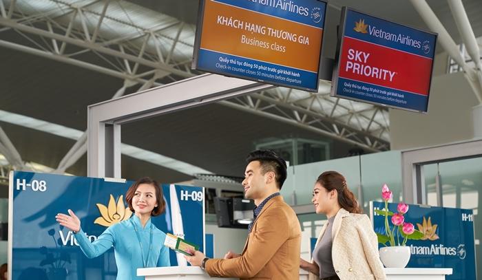 Hạng ghế thương gia Vietnam Airlines có những đặc quyền gì?