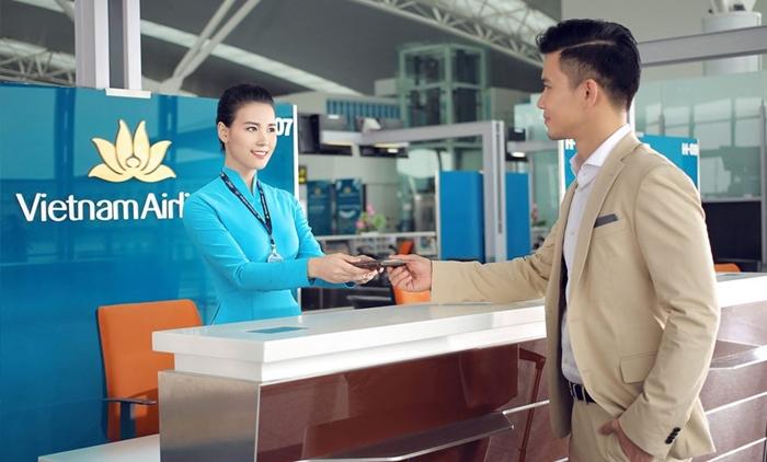 Phí hoàn vé quốc tế Vietnam Airlines