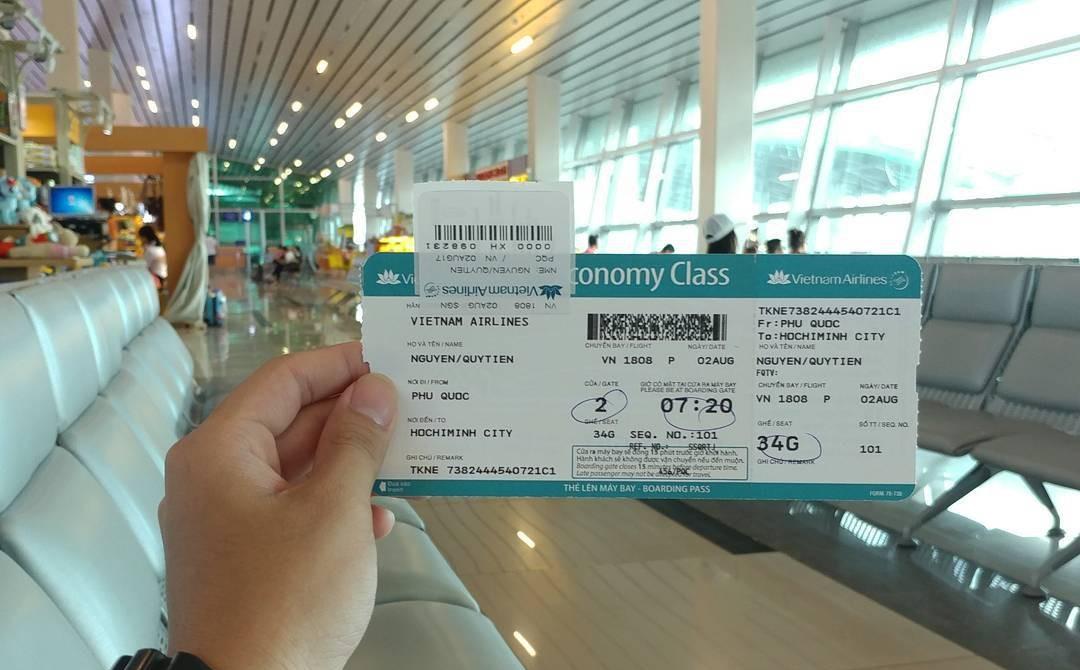 Quy định hoàn hủy vé Vietnam Airlines