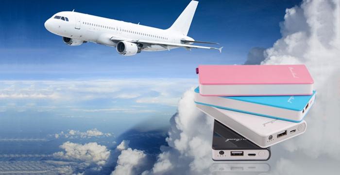 Sạc dự phòng có được phép mang lên máy bay Vietnam Airlines