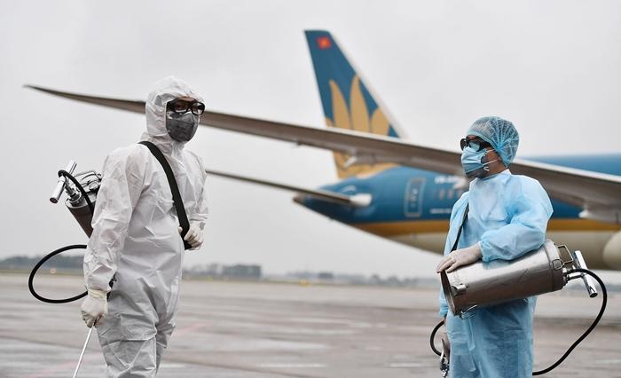 Thay đổi tiêu chuẩn phục vụ ngừa virus nCoV của Vietnam Airlines