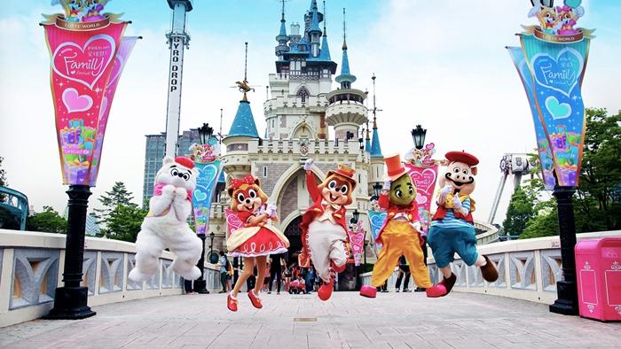 Các điểm vui chơi đầy hấp dẫn khi du lịch Hàn Quốc