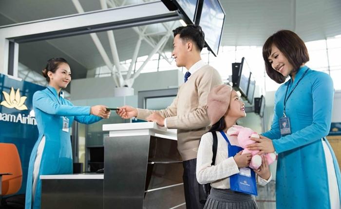 Chính sách đổi vé thưởng của Vietnam Airlines