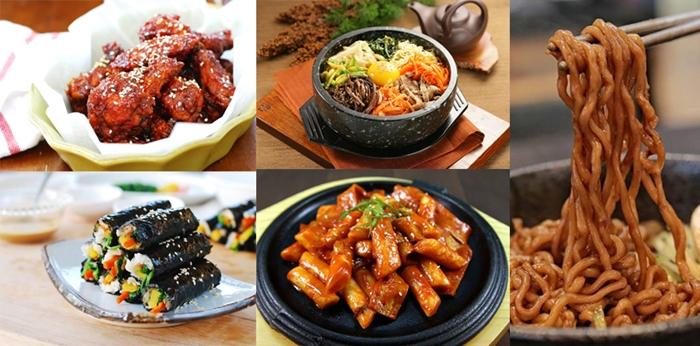 Du lịch Hàn Quốc đừng quên thưởng thức các món ăn đường phố đậm chất địa phương